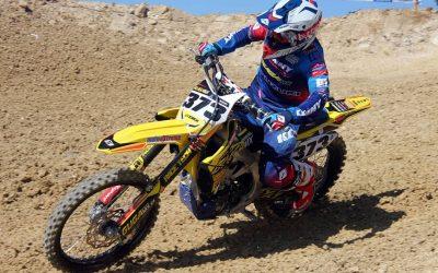 Sandro Peixe vence na abertura do Campeonato Nacional de Motocross na Moçarria