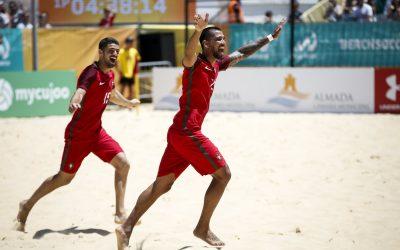 Rio Maior volta a receber Selecção Nacional de Futebol Praia