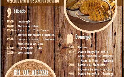 """Aveiras de Cima recebe """"Do Torricado à Lapardana, uma viagem gastronómica"""""""