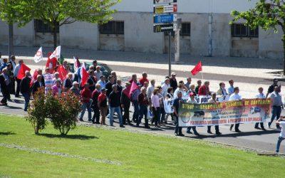 1.º de Maio celebrado em Santarém