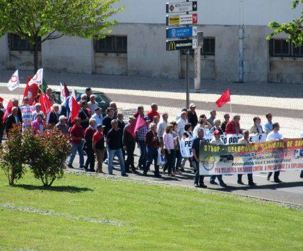 """União dos Sindicatos de Santarém denuncia """"atropelos"""" aos direitos dos trabalhadores"""