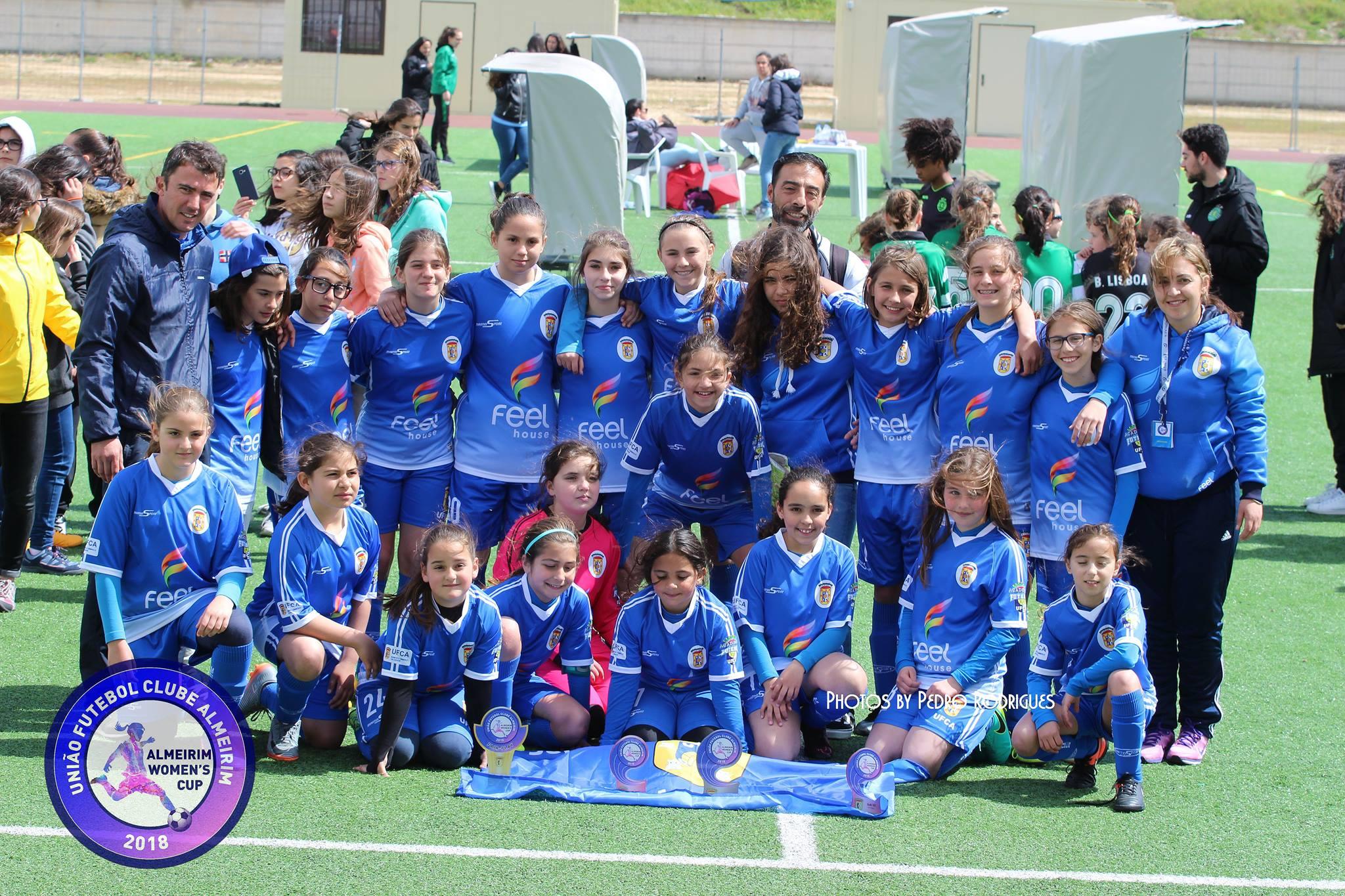 União de Almeirim dinamiza 2ª edição do 'International Almeirim Women's Cup'
