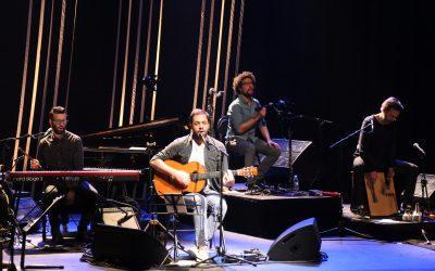 António Zambujo conquistou Santarém com concerto intimista