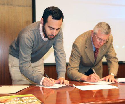 Município de Santarém e IPSantarém assinam protocolo de formação em contexto de trabalho