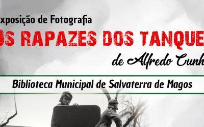 Exposição de fotografia de Alfredo Cunha abre comemoração do 25 de Abril em Salvaterra de Magos