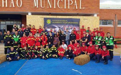 Bombeiros Voluntários da Azambuja e Minde classificam-se para o Campeonato Nacional de Trauma
