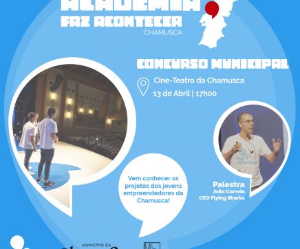 """""""Academia Faz Acontecer"""" chega à Chamusca"""
