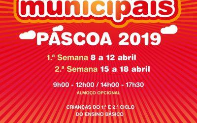 Câmara Municipal do Entroncamento promove Férias Municipais da Páscoa 2019