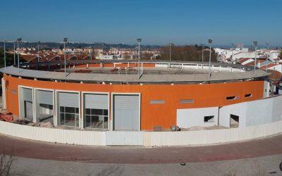 Arena de Almeirim reabre a 1 de Maio