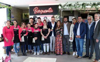 FOTOS   Burguesita inaugurada em Alpiarça