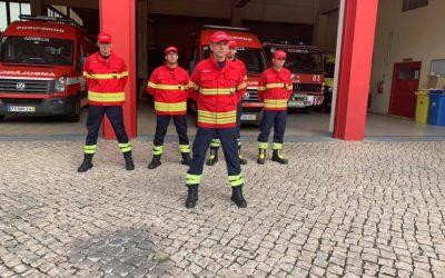 Bombeiros de Azambuja passam a contar com Equipa de Intervenção Permanente com cinco elementos