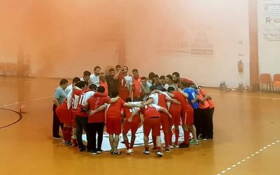 S. Vicentense conquista o título distrital de Futsal