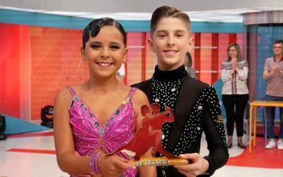 Fábio Tomás e Soraia Santos são os grandes vencedores dos 'Duelos de Dança'