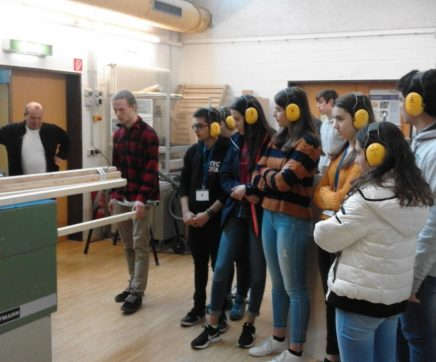Alunos do Entroncamento realizam Intercâmbio Juvenil na Alemanha
