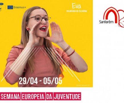Santarém assinala Semana Europeia da Juventude com conferência sobre Erasmus
