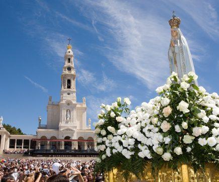 Santuário de Fátima quer chamar peregrinos à santidade no mundo actual