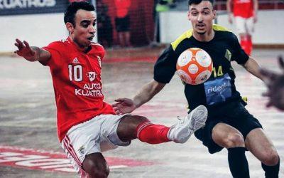 Atleta de São Vicente do Paúl estreia-se na primeira liga de Futsal