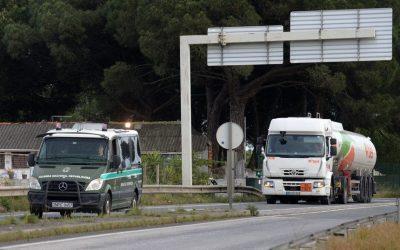 Abastecimento de combustível para Alpiarça teve escolta policial