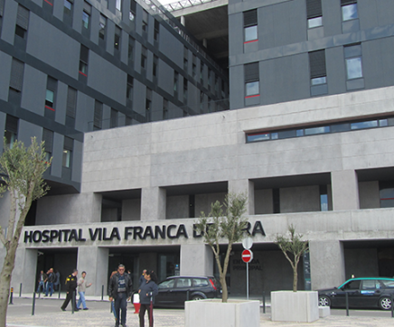 Hospital de Vila Franca de Xira pede encaminhamento de doentes para outras urgências devido a surto de covid-19
