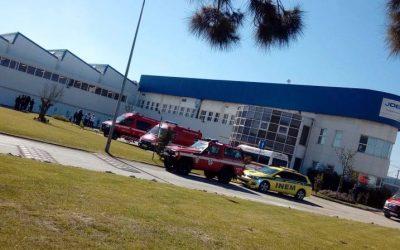 Vítimas de intoxicação em Benavente estão a ter alta hospitalar imediata