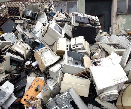 Escolas da região recolhem mais de seis toneladas de equipamentos electrónicos