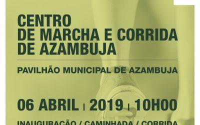 Município de Azambuja inaugura Centro de Marcha e Corrida