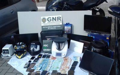 Nove detidos por tráfico de droga na região de Santarém