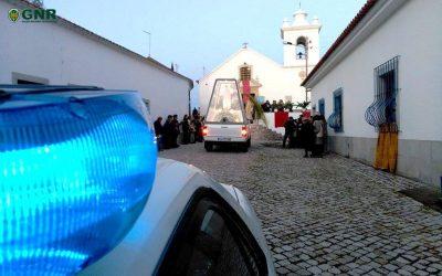 GNR reforça segurança a peregrinos de Fátima