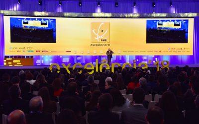 Quase uma centena de empresas do distrito de Santarém distinguidas como PME Excelência 2018