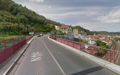 Embargada obra ilegal em curso na encosta junto à ponte D. Luís em Santarém