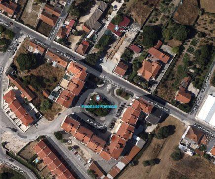 Câmara requalifica Praceta do Progresso no Cartaxo