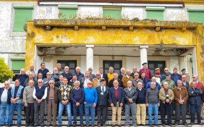 Mais de 100 pessoas participam no 1º convívio dos Combatentes da Guerra Colonial no Vale de Santarém