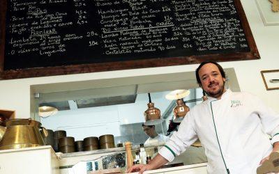 """Taberna """"Ó Balcão"""" de Rodrigo Castelo distinguido no Guia Michelin"""