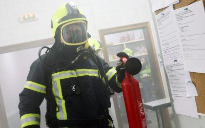 Incêndio em habitação provoca sete desalojados em Amiais de Baixo