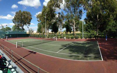 Torneios de ténis em Almeirim com preços reduzidos para jogadores de clubes da região de Santarém e Leiria