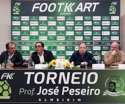 VÍDEO | Torneio José Peseiro junta 48 equipas em Almeirim