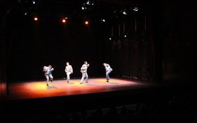 """Teatro Sá da Bandeira recebeu """"Hamlet"""" da Companhia do Chapitô"""