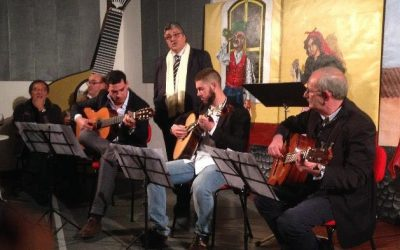 Fados e Poesia encerram temporada da primavera do Circulo Cultural Scalabitano