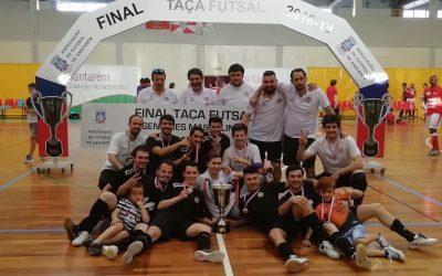 CAD Coruche vence Taça do Ribatejo de Futsal
