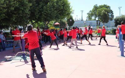 Mais de 100 pessoas participam na Corrida da Família em Salvaterra de Magos