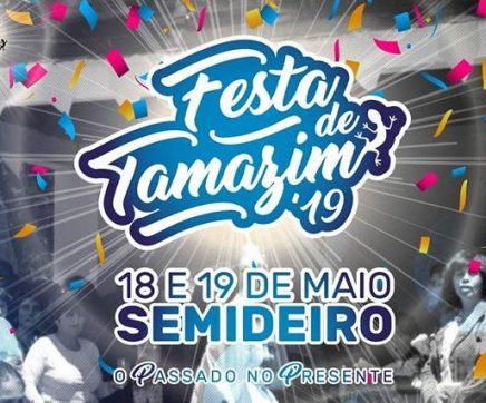 Festa do Tamazim a 18 e 19 de Maio no Semideiro