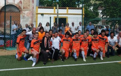 Soccer Scalabis conquista 3º lugar e sobe à 1ª divisão distrital