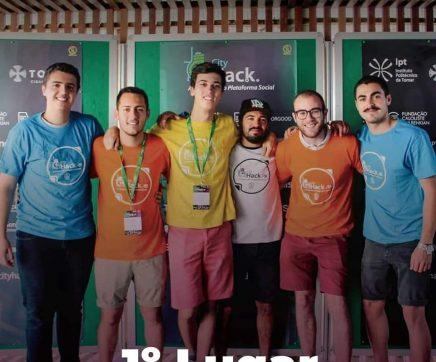 Maratona tecnológica juntou 84 jovens de todo o país em Tomar