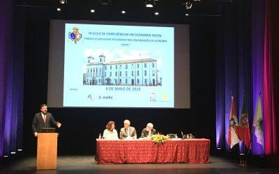 Santa Casa  promove IX Ciclo de Conferências em Economia Social