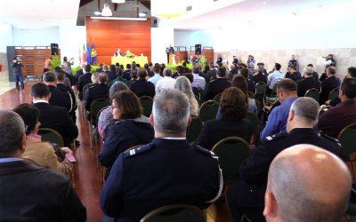 VÍDEO | PSP comemora 143 anos em Santarém