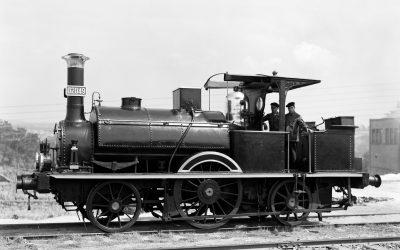 Mais antiga locomotiva a vapor de Portugal vai ser restaurada