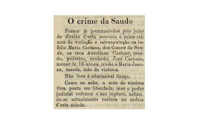 Memórias da cidade: Autópsia de um crime