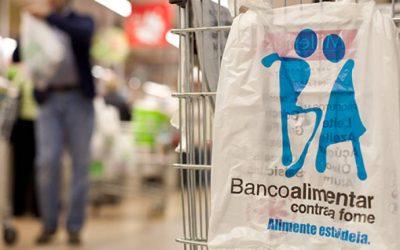 Banco Alimentar recolhe alimentos para quem mais precisa este fim-de-semana