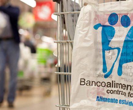 Campanha do Banco Alimentar arranca com vales nos supermercados e online