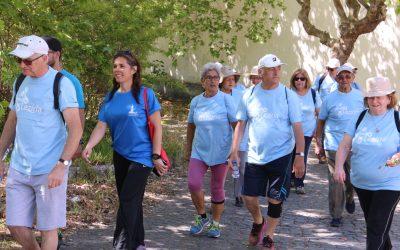 Caminhada Inclusiva junta 300 pessoas em Santarém